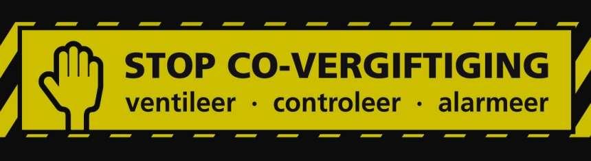 Aftrap campagne 'Stop CO-Vergiftiging' 4 februari