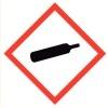 GHS Gashouder onder druk