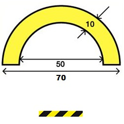 Stootband type R50