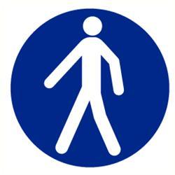 Doorgang toegestaan