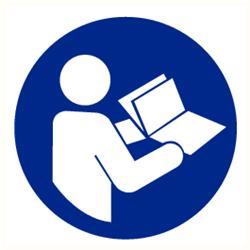 Instructies lezen verplicht