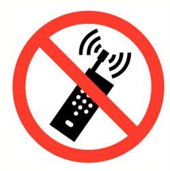 GSM verboden