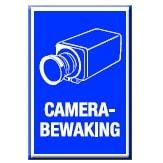 Camerabewaking met tekst