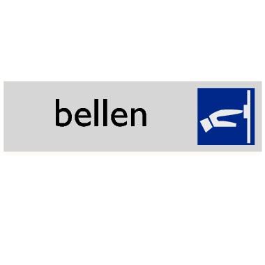 Infoplaatje Bellen