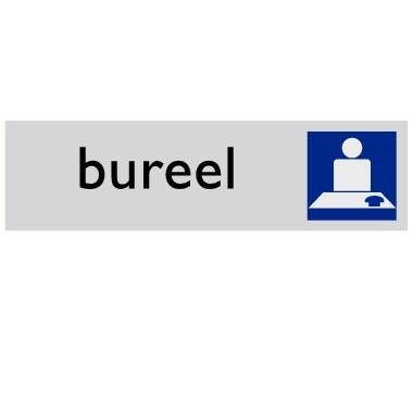 Infoplaatje Bureel