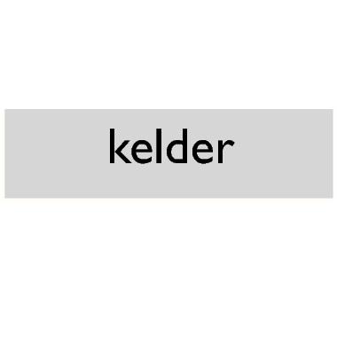 Infoplaatje Kelder
