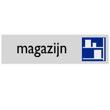 Infoplaatje Magazijn