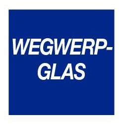 Wegwerpglas