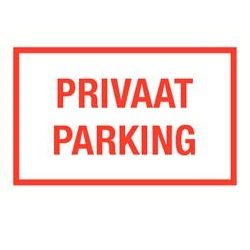 Privaat parking